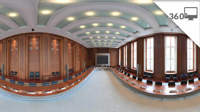Eurosaal im BMF