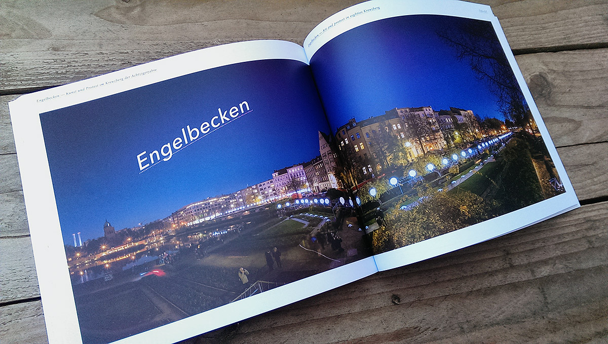 Das Panorama vom Engelbecken im Buch