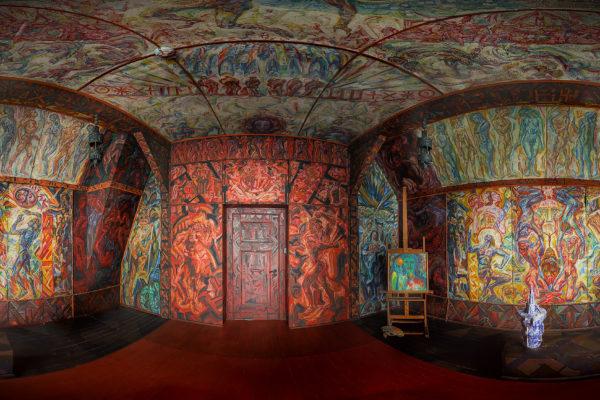 Virtueller Rundgang Künstlerhaus Bossard