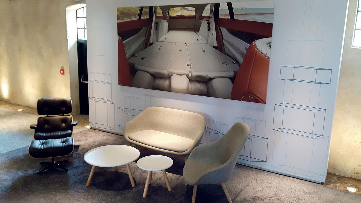Mercedes-Benz S213, Interior Print