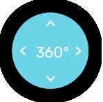 interaktive 360° Fotografie öffnen