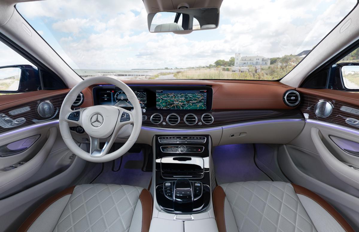 360 Grad Interior Fahrzeug