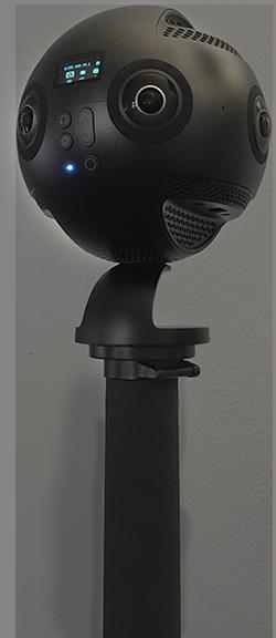 360 Grad Kamera für Video