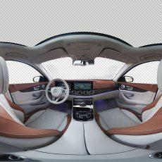 Auto Interior 360 Grad