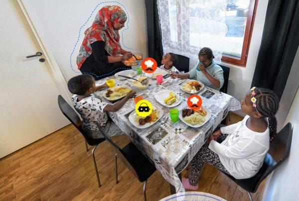 Elearning Projekt Dinnertime 360