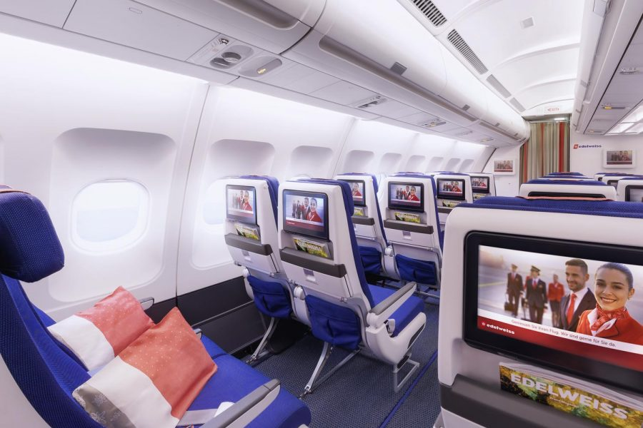 360 Airbus Interior