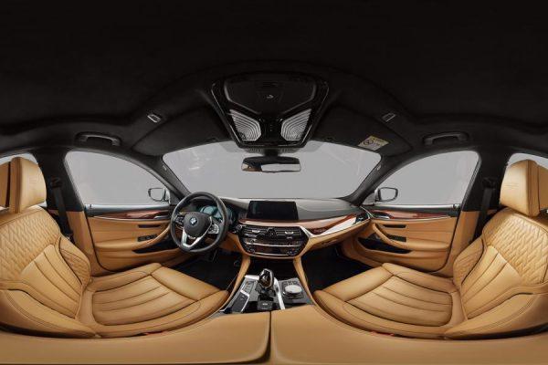 360° Interior BMW 5er Individual Manufaktur