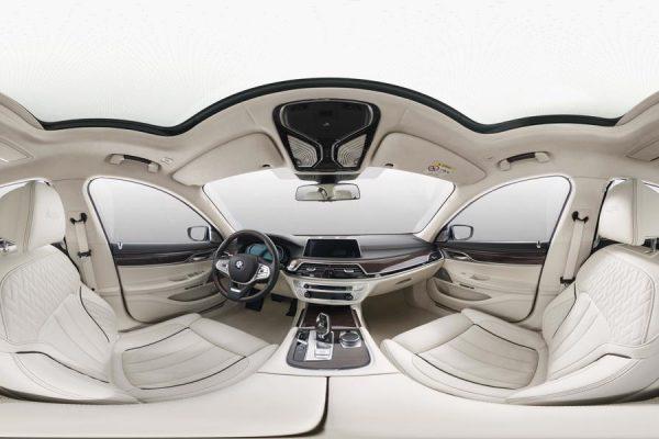 360° Interior BMW 7er Individual Manufaktur